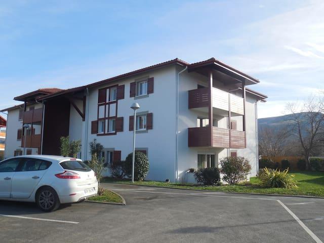 Appartement T2 face aux montagnes