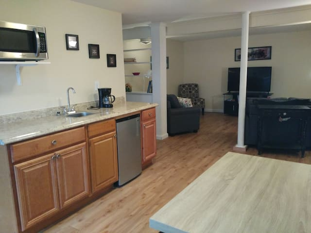 1 BR Unit Super Close to Airport, Grand Ole Opry