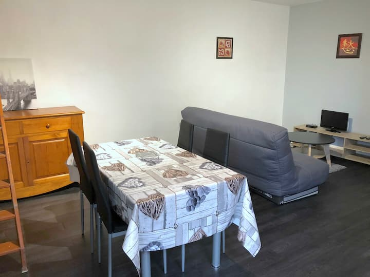 Cozy flat in the centre of Tarbes