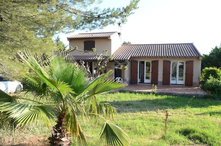 Gîte paisible à côté vignoble - Pinet - Rumah liburan