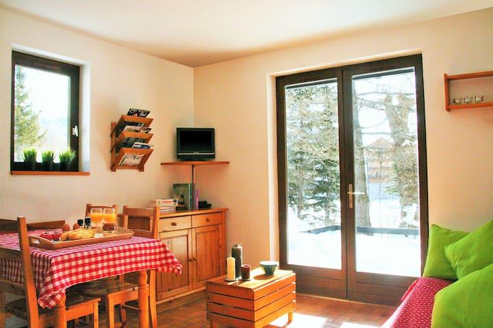 Vivement le ski - Le Monêtier-les-Bains - Apartamento