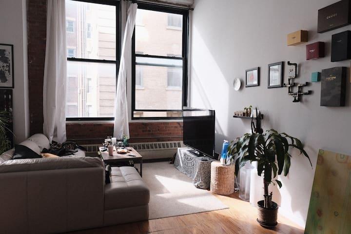 Small Cozy private Room in Manhattan