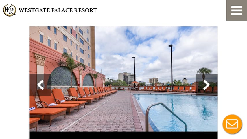 Timeshare at Westgate Palace Resort