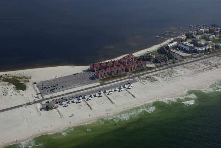 Beautiful  Beachfront Condo - Pensacola Beach - Apartment