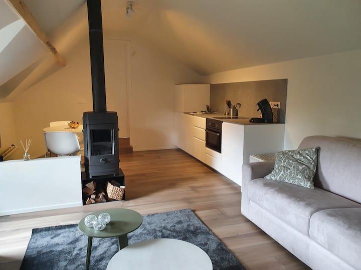 Studio Cosy & Chaleureux à Lasne
