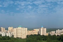 Over view of Hiranandani Estate