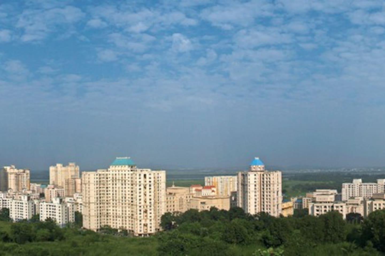 Over view of Hiranandani Estate