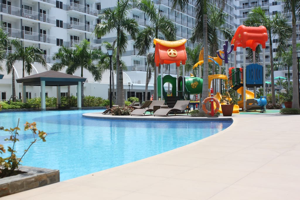 Furnished Condo Hotel Near Mall Of Asia In Pasay Flats