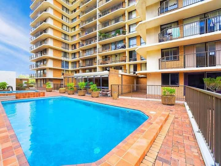 super spot for long stay at strathfield