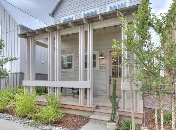 Newly imagined urban home in Wheeler District