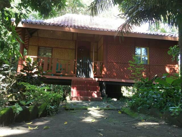 Pondok Gili Lampu family room#7