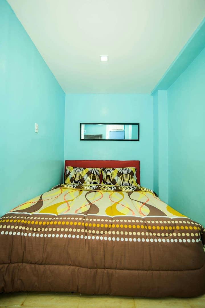 One-Bedroom Comfy Unit