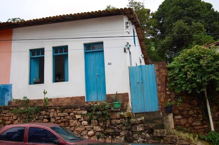 Cozy colonial house - Lençóis - Casa
