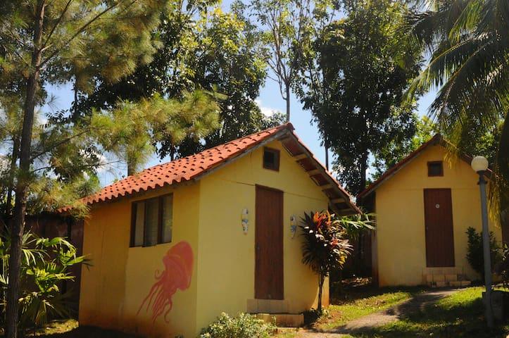 Cabanas Torio - Torio - Blockhütte