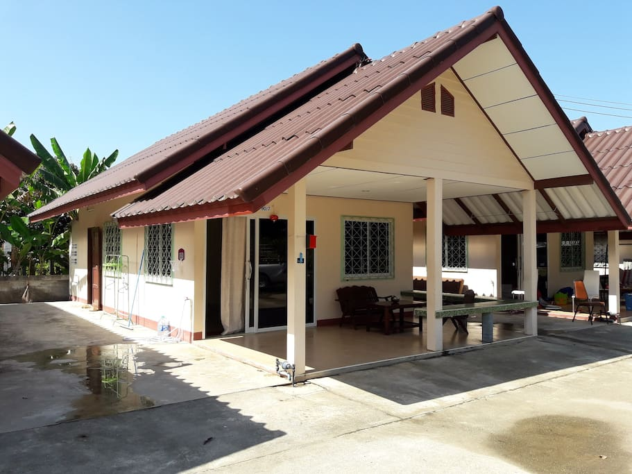 House for holiday and vacation for family