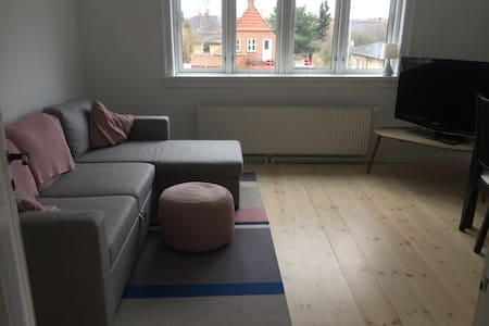 Nice apartment just outside CPH - Lyngby - Wohnung