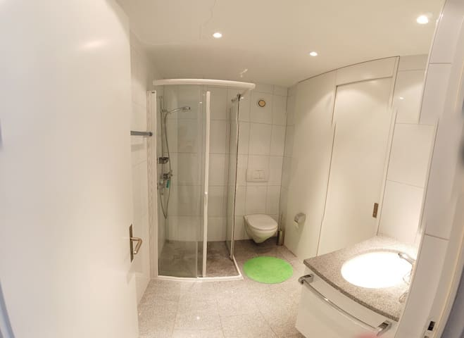 Nr. 1 Shower and Toilet