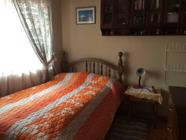 Cozy room close to city center - Cuenca - Dom