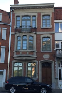 Duplex in nice mansion (breakfast, sauna and pool) - Hasselt - Sorház