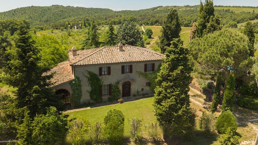 Farmhouse Villa Panorama