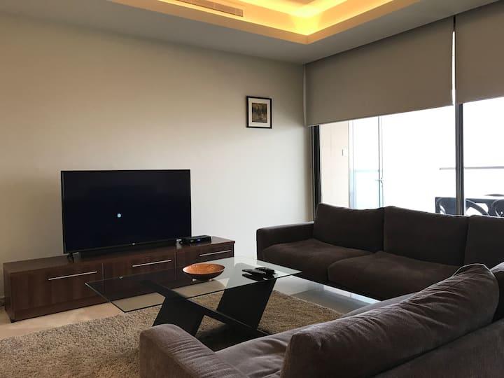 Eko Pearl Towers: 17th-Floor Ocean View Apartment