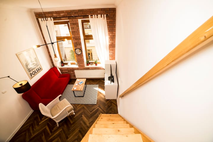 Jan Apartment-Cosy Flat in the heart of Kraków