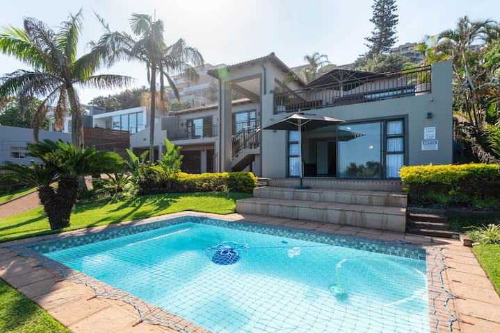 Shangri-La 6 Bedroom Ballito Beachfront KBW1