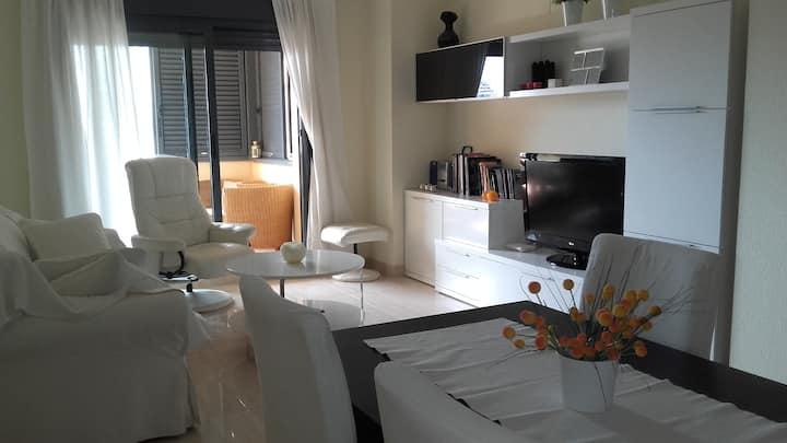 Apto. / Nice apartment Cala Villajoyosa Benidorm