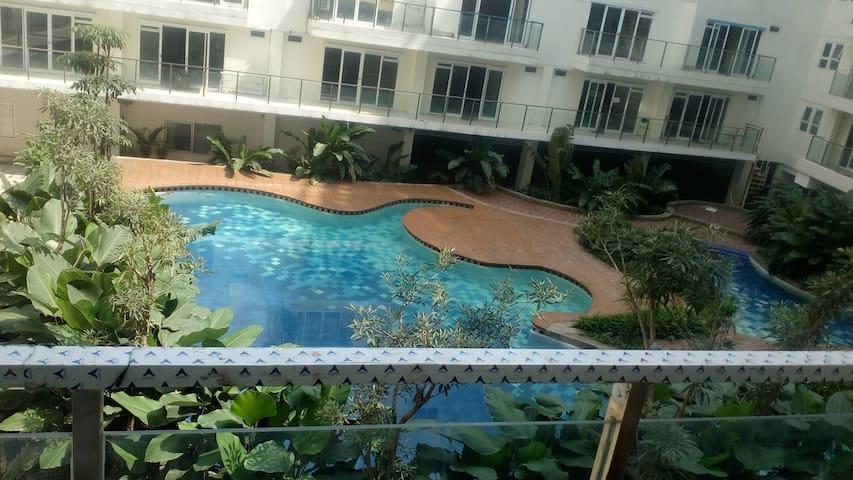 Gateway Apartement Pasteur - Bandung - Apartment