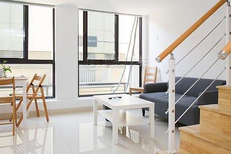 苏州居之恋复式公寓2居室(繁花中心店) - Apartamento