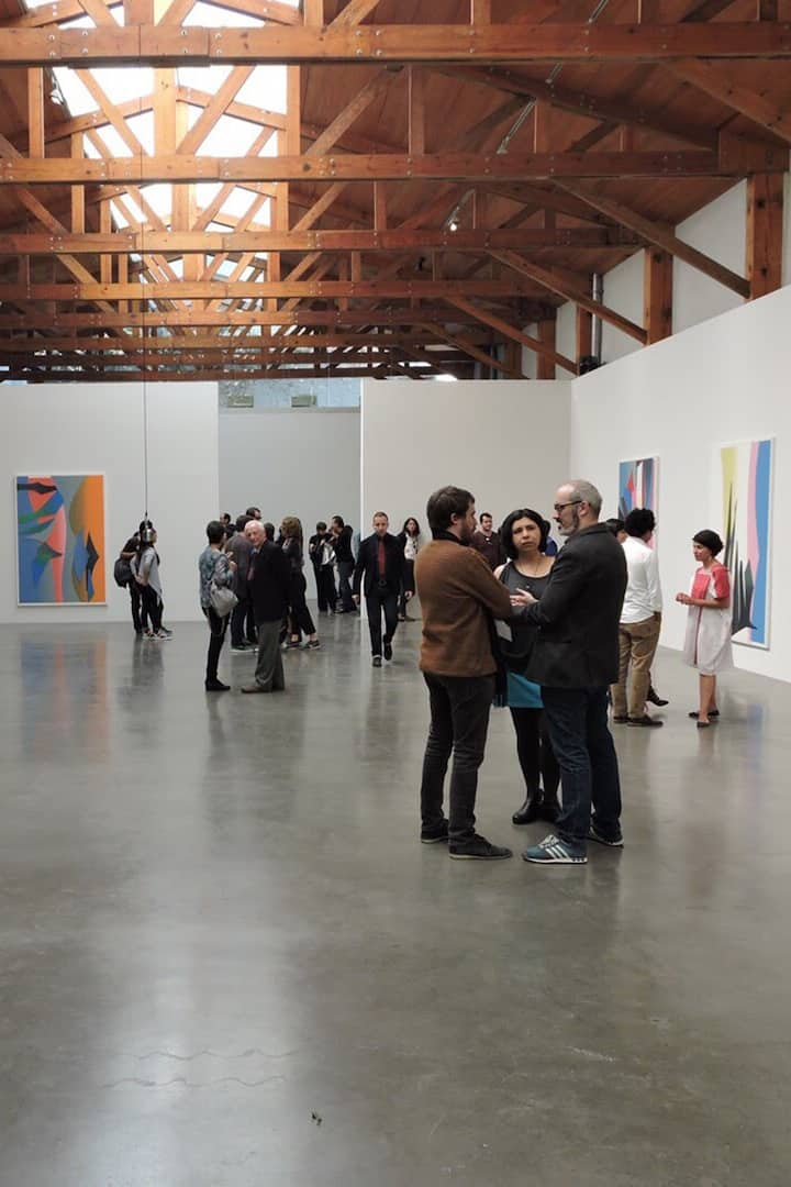 Preview Opening at Kurimanzutto