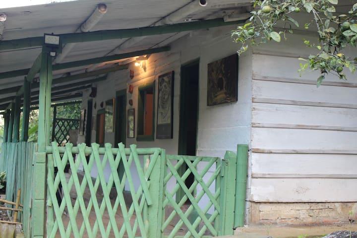 Paquemas Cabin (Cabaña Paquemás)