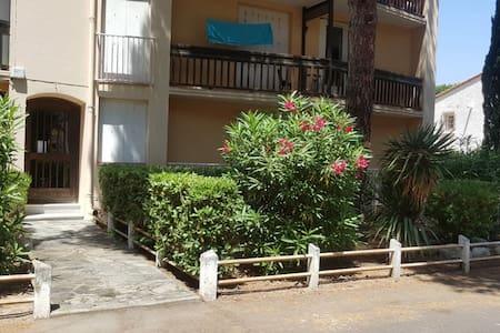 Appartement de vacances à 100m de la plage, 4p.