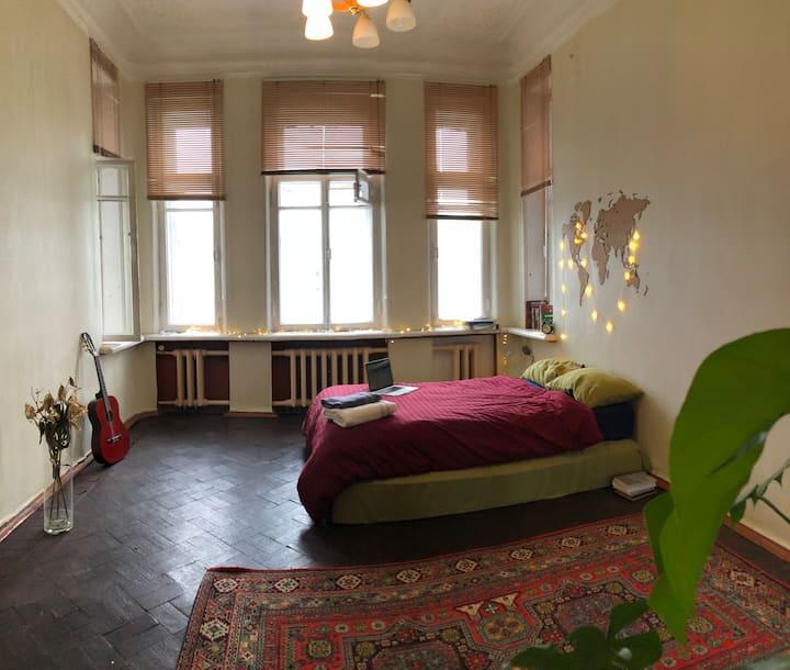 Комната в доходном доме купца Дурилина