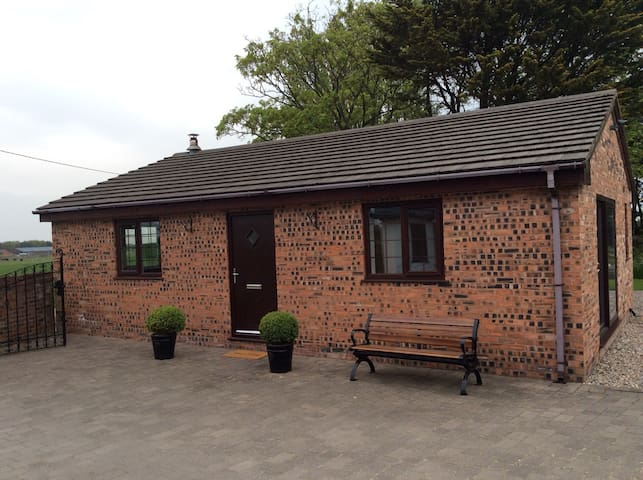 The Annex,  a spacious one bedroomed property