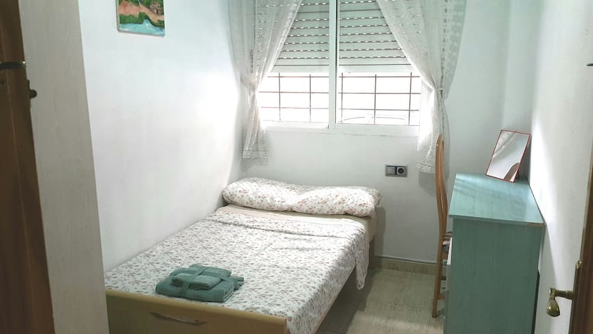 Cute Private Room/Habitacion 3km to Center Murcia