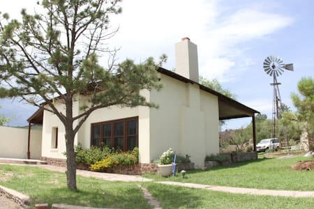The Carriage House - Fort Davis