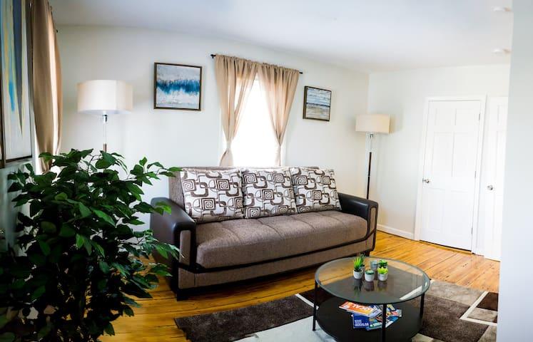 Encantador Apartamento cerca de Harvard/Cambridge