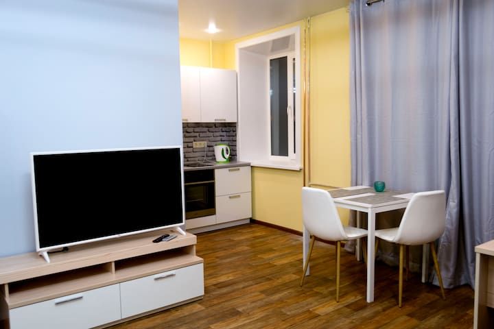 Cozy apartment in the center of Irkutsk
