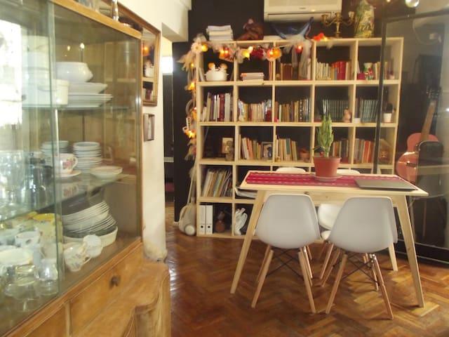 Buenos Aires! Beautiful apartment! - Buenos Aires - Huoneisto