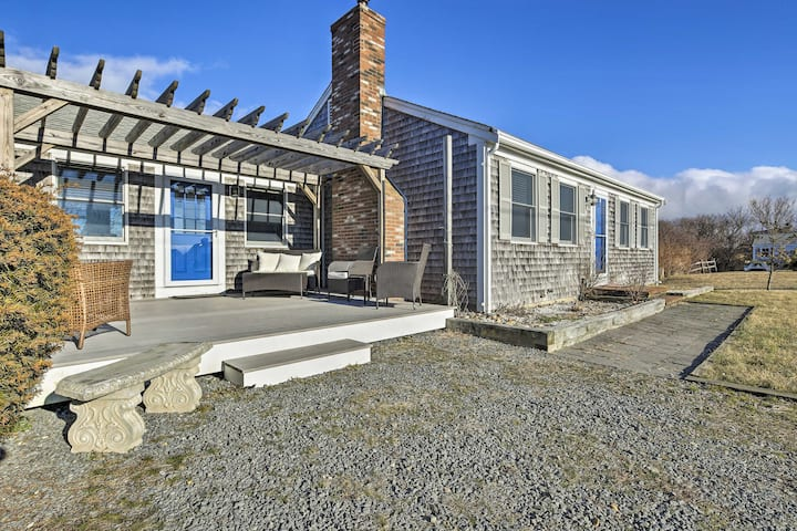 Quaint Cape Cod Home Close to Beach & Provincetown