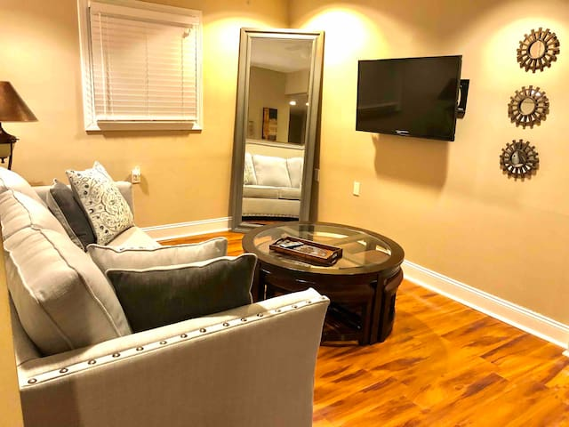 Beautiful Renovated Apartment Downtown 3bed/3bath