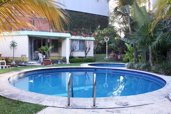 Cómodo departamento en Cuernavaca - Cuernavaca - Appartement