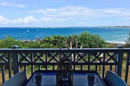 New ORIENT BAY!!!  Vue mer & décoration soignée - mont vernon