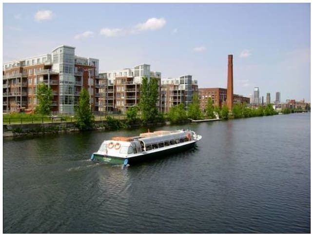 Your studio on the Canal Lachine - Montréal - Loft