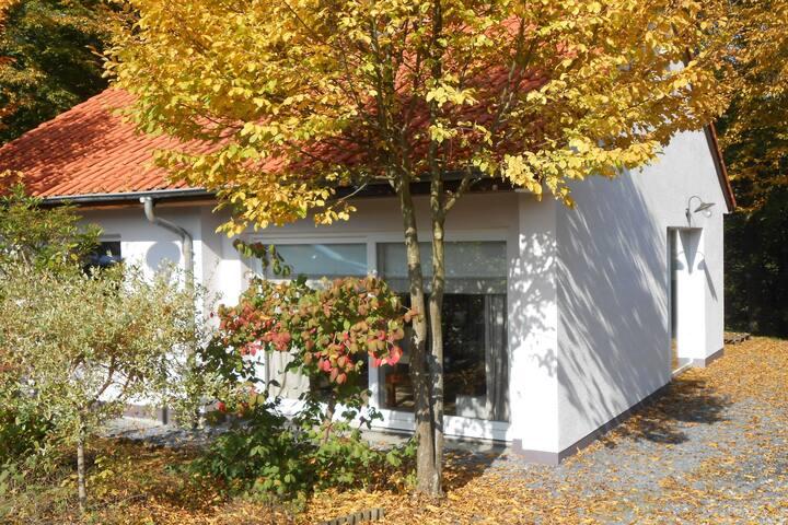 Traumhaftes Ferienhaus in den Ardennen mit nahegelegenem See