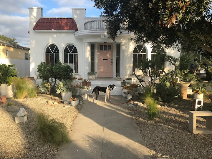 Historic 1940's home in downtown Culver City