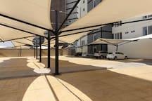 2 lugares! Departamentos de lujo en Calle Av. de la Salvación con estacionamiento semi techados dentro. La mejor vista de la ciudad.