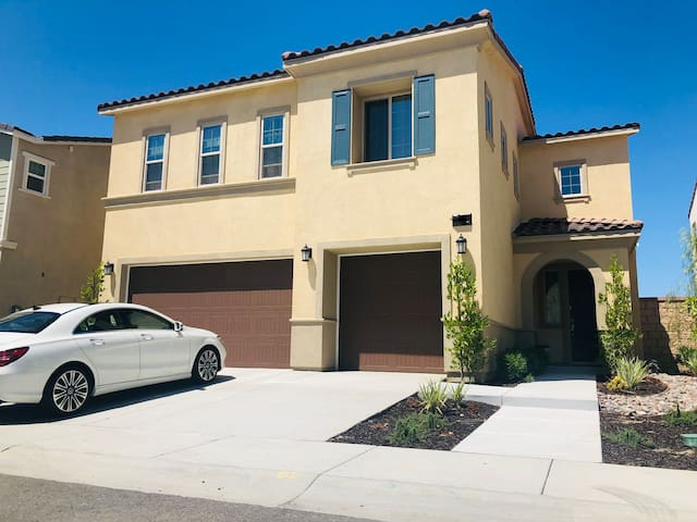 Brand new house gated community, Master Bedroom #1