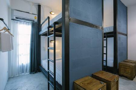 4 mixed deluxe dorm room - Kathu